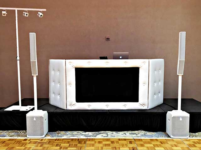 All White DJ System 3rd image