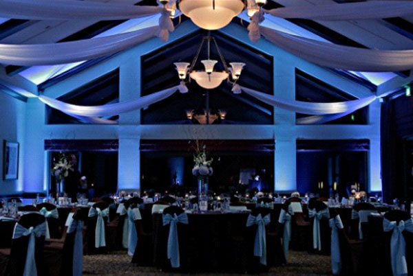 Elegant Entertainment Event Lighting